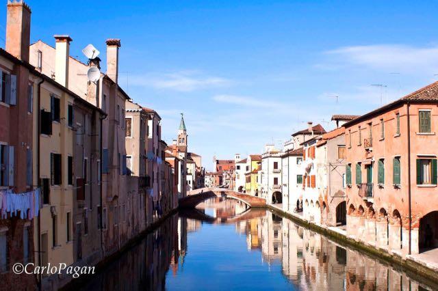 foto Chioggia presentata dall'hotel belvedere