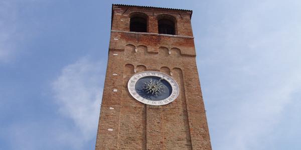 torre dell'orologio chioggia